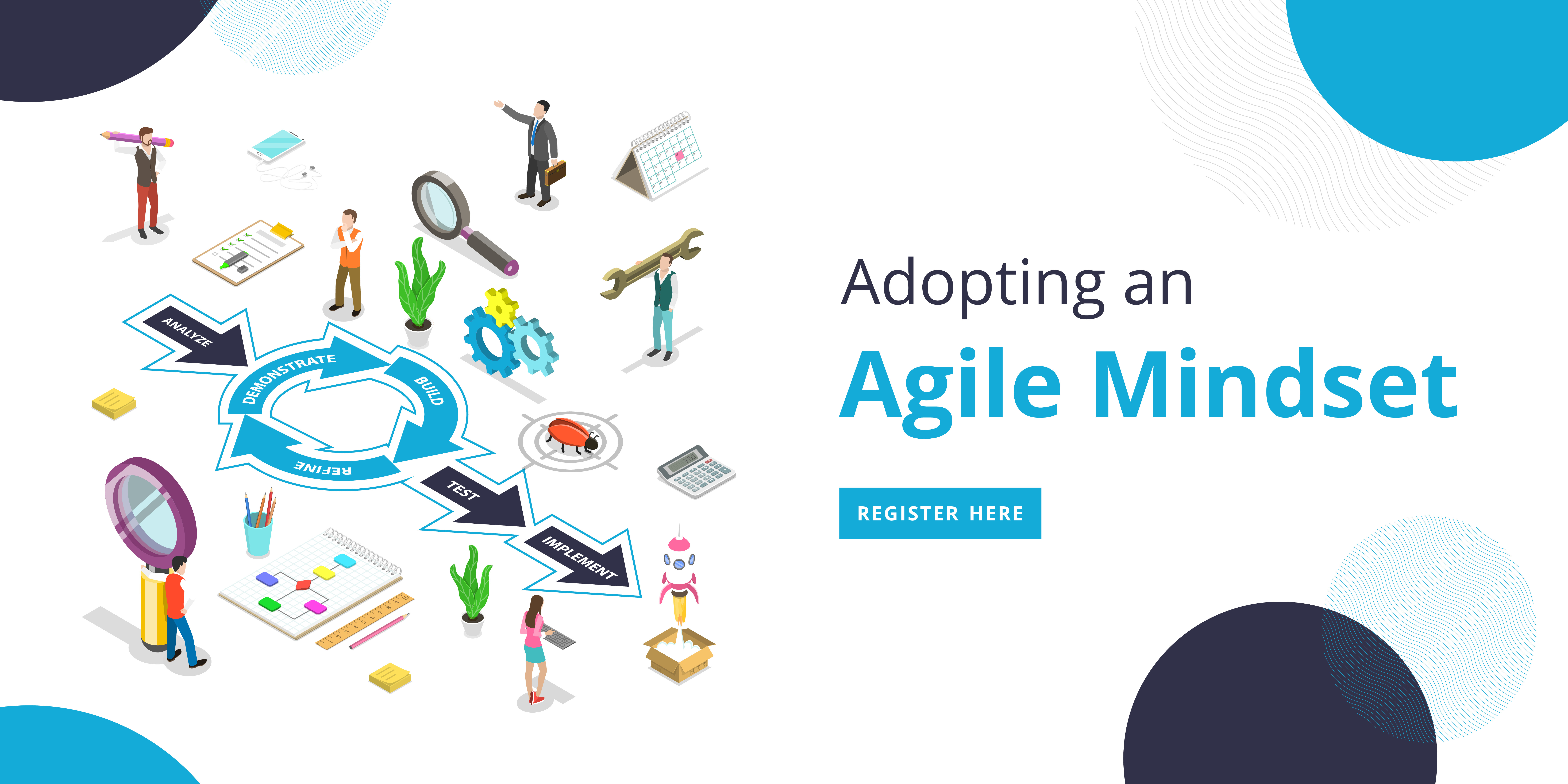 Adopt An Agile Mindset Now: Live Session