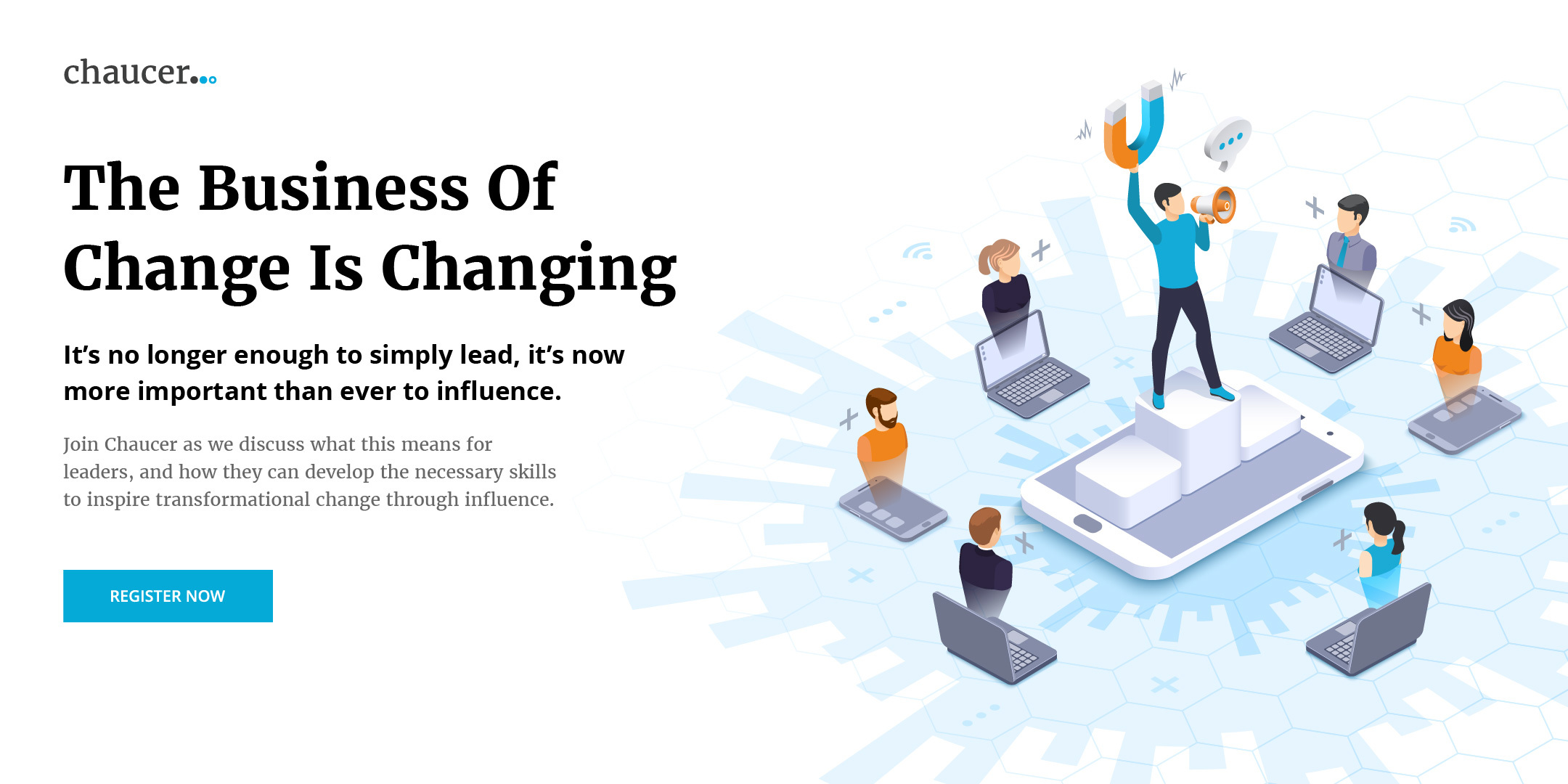 The Business Of Change Is Changing