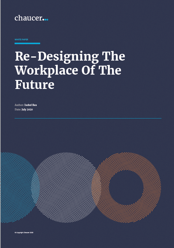 Re-Designing The Workplace Of The Future