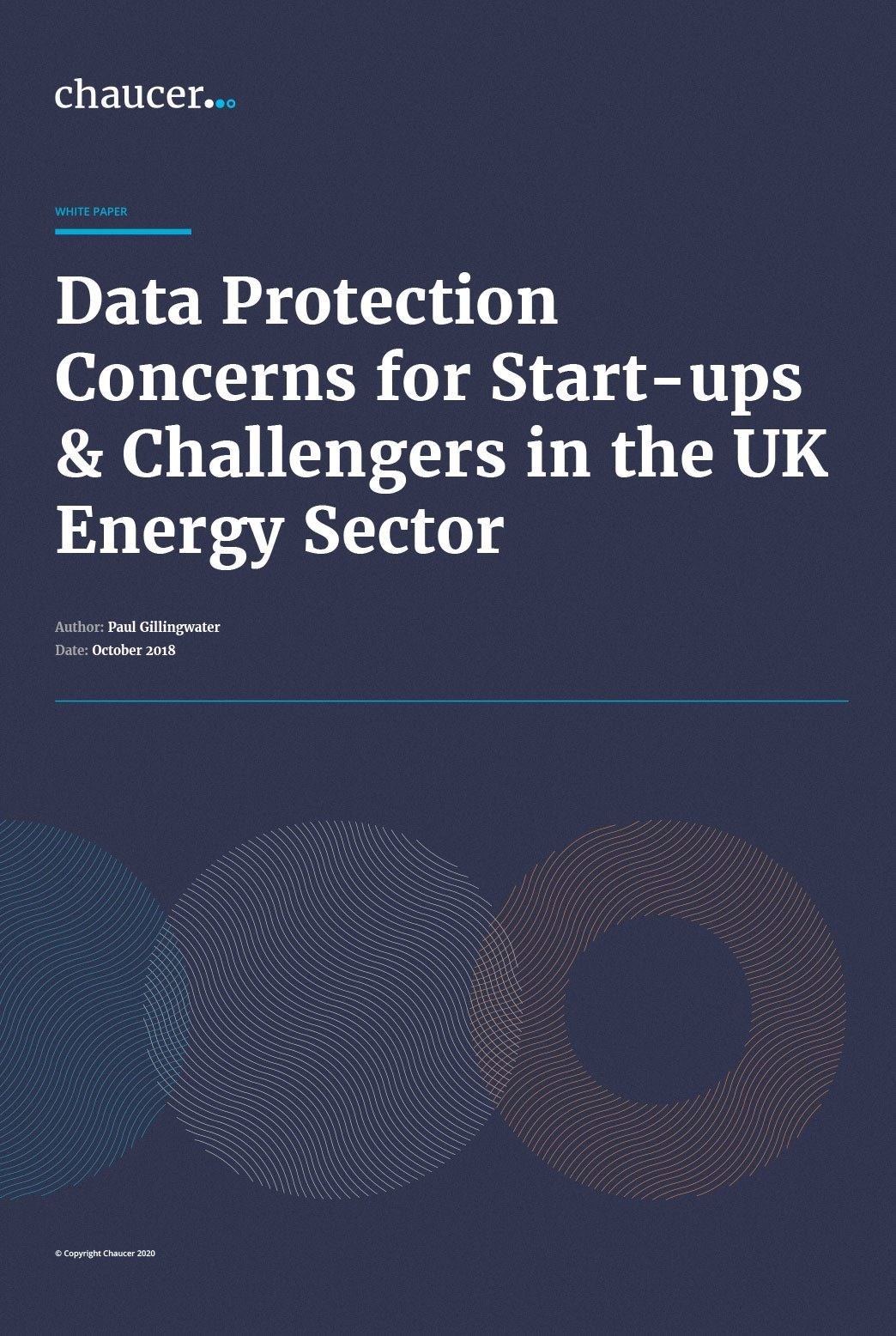 Data Protection Concerns for Start-ups & Challengers in the UK Energy Sector